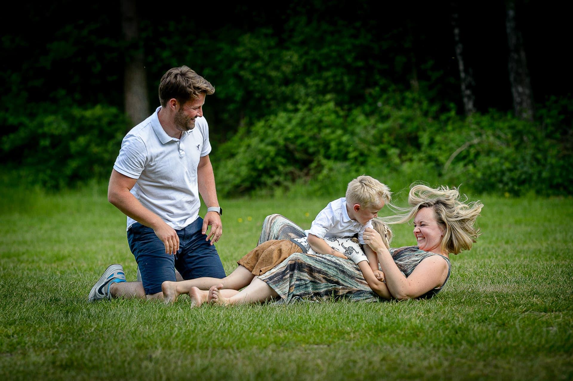 Familieshoot Apeldoorn