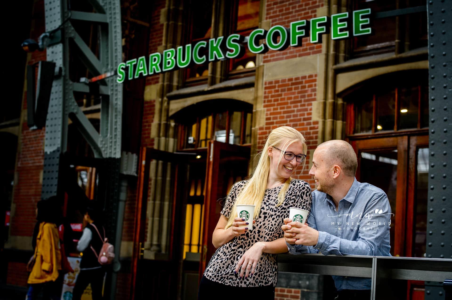 Starbucks always a good idea